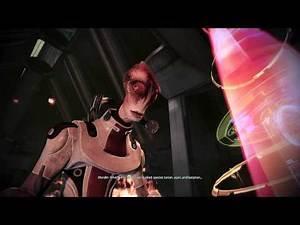 Mass Effect 3: Mordin's Death