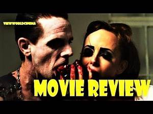 THE THEATRE BIZARRE (2011) Extreme Horror Movie Review