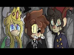Bad end friends (AMV) My Demons