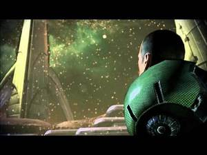 Mass Effect 3 - Mordin's Sacrifice and the Cure of Genophage Cinematic (HD)