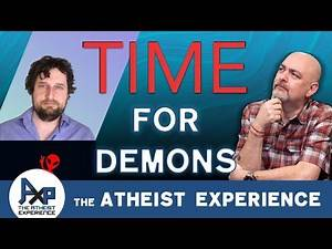 Evidence of Demons in TIME Magazine? | Justin - MN | The Atheist Experience 24.24