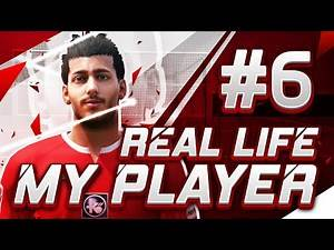 FIFA 16 Real Life My Player - UNEXPECTED BUT AMAZING!!! - Season 1 Episode 6