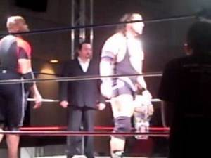 Wrestling Legends Tour 2010 Million $ Man, Virgil, Ted Dibiase