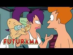 FUTURAMA | Season 3, Episode 4: Fixing The Plasma Fusion Boiler | SYFY