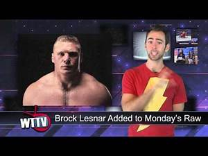 Big TNA Announcement Coming? Lesnar On Raw! - WTTV News