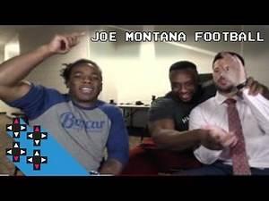 Joe Montana Football w/ Tom Phillips Part 2: Get that monkey! — Superstar Savepoint