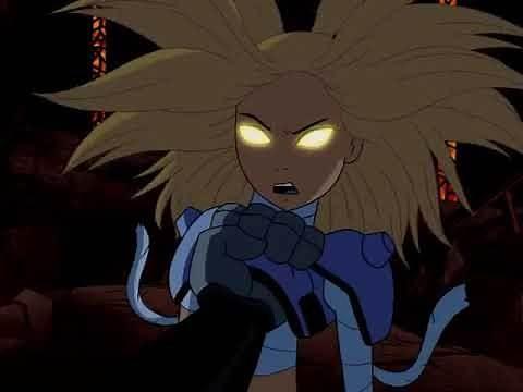 Terra vs. Slade (Teen Titans Season 2 finale)