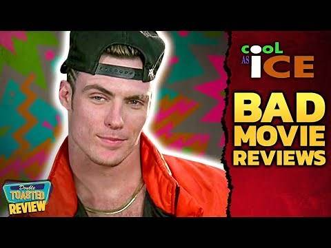 COOL AS ICE BAD MOVIE REVIEW | Double Toasted