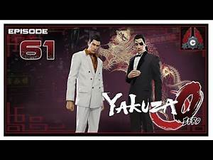 Let's Play Yakuza 0 With CohhCarnage - Episode 61