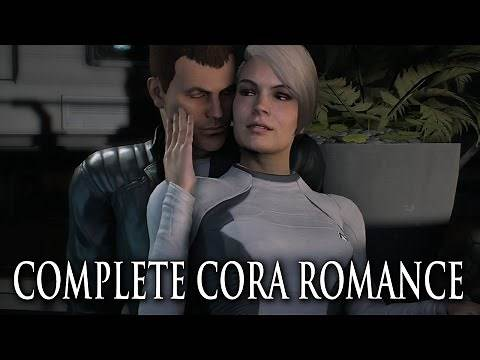 Mass Effect: Andromeda Complete Cora Romance - All Discussions, Loyalty, Ending, And Post-Game