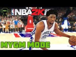 NBA 2K17 MyGM: 3 Moves to make as the Philadelphia 76ers in NBA 2K17 MyGM / MyLeague Mode