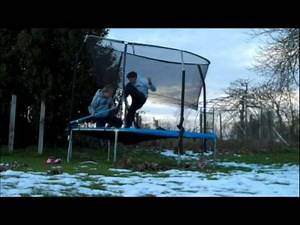 trampoline wrestling top 20 finisher moves