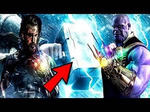 Captain America Killed By Thanos In The Avengers 4 Finale REVEALED!? Captain America Lifts Mjolnir