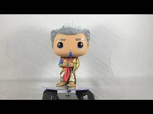 Funko POP! Unboxing Video - Marvel's Grandmaster From Thor: Ragnarok (New York Comic Con Exclusive)