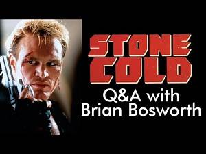 Stone Cold Q A with Brian Bosworth