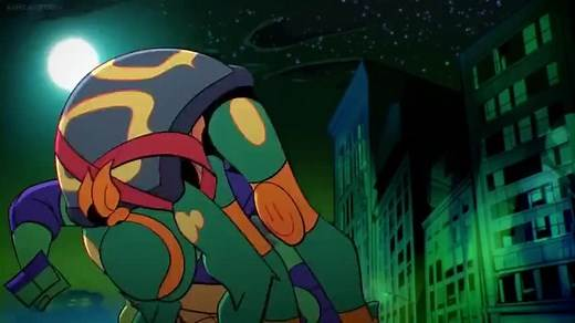 Rise of the Teenage Mutant Ninja Turtles Episode 6 – The Fast and the Furriest