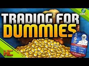 FIFA 16   TRADING FOR DUMMIES - INTRODUCTION