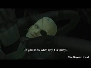 Metal Gear Solid 2: Do you know what day it is today? [60Fps]
