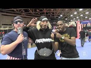 Thrillride invades Wrestlemania 32