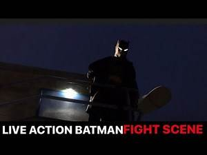 Batman V Joker Grunt fan film