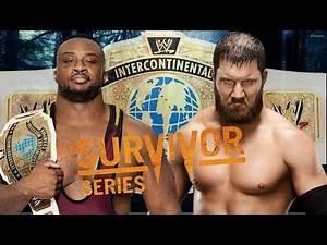 WWE Survivor Series 2013 - Big E Langston vs Curtis Axel (Intercontinental Championship) - WWE 2K14