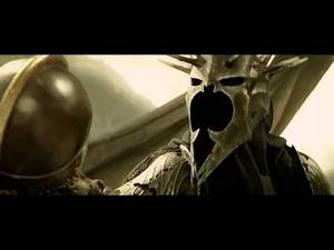 Lord of the Rings : Eowyn vs Witch King Part 2