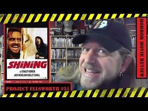 The Shining (1980) Movie Review - Directed by Stanley Kubrick - Talk About Isolation...