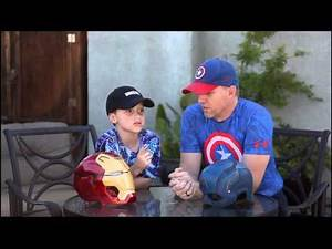 Marvel Universe Live Review by Gavin and Shawn Richter