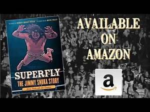 """""""Superfly"""" Jimmy Snuka Book Review : BW Wrestling Insiders Great Gifts For Wrestling Fans"""