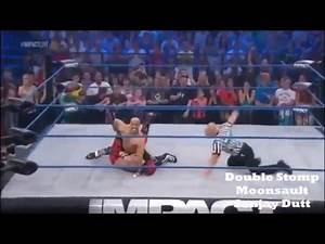Top 10 highflyers finishers in all wrestling promotions