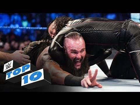 Top 10 Friday Night SmackDown moments: WWE Top 10, Jan. 31, 2020
