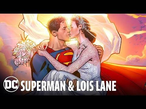 Superman and Lois Lane - A Love Story   DC Secret Files & Origins