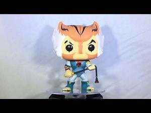 Funko POP! Unboxing Video - Thundercats Tygra (Specialty Series Exclusive)