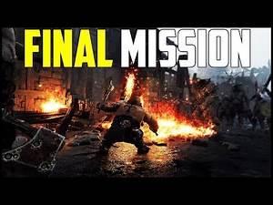 Warhammer: Vermintide 2 Beta - Final Mission & Ogre Boss Fight! (Vermintide 2 Beta Gameplay #3)