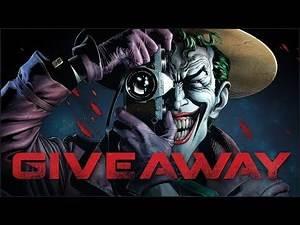 Batman: The Killing Joke Giveaway