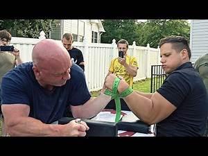 Arm Wrestling in Maryland 2020