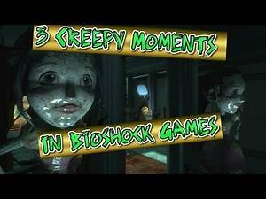 3 CREEPIEST Secrets In BIOSHOCK Games