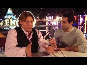 William Regal on CM Punk, his favorite gimmick ever, more