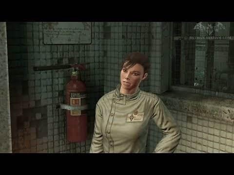 Batman: Arkham Asylum - Walkthrough - Chapter 13 - Saving Dr. Young