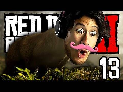 BECOME THE BEAR | Red Dead Redemption 2 - Part 13