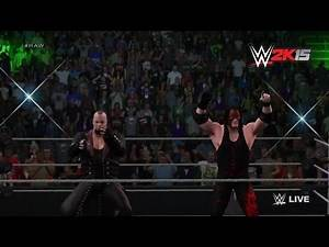 NEXT GEN WWE 2K15 Mashup - Are you ready....for the Brothers of Destruction?