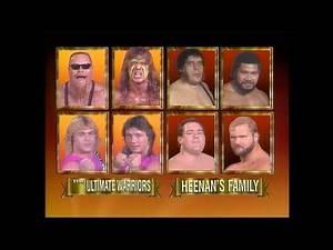 WWF Survivor Series 1989 Review