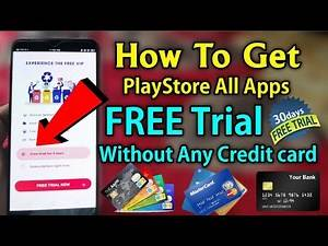 How to Use PlayStore Apps Free Trial With Jazz/Zong/Telenor Network Sims 2020