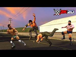 WWE 2K20 Top 10 Finisher Combinations! Part 2