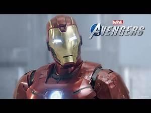 Marvel's Avengers Superior Seminar | Iron Man