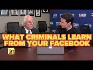 Exclusive: Ex-Con Man Tells All - Protect Your Facebook from the Smartest Fraud Artist