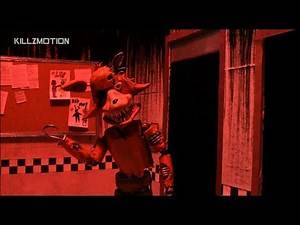 Five Nights At Fury's TRAILER (Five Nights at Freddy's/Avengers PARODY) *CANCELED*