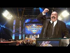 High 5 - Most Memorable WWE Hall Of Fame Moments EVER!!!
