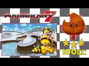 Mario Kart 7 (Leaf Cup 100cc   3 Star Rank)