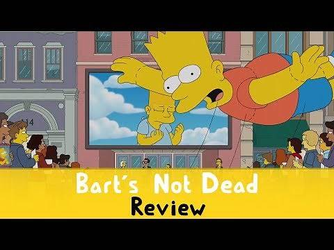 The Simpsons S30 Premiere! - 'Bart's Not Dead' Review